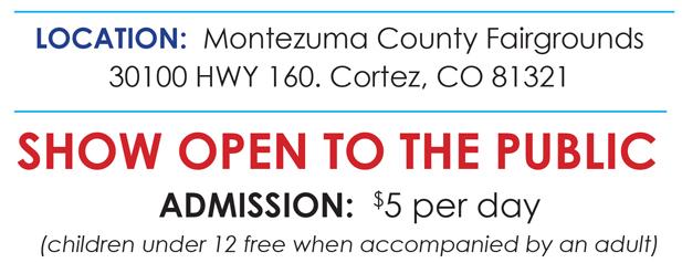 Cortez Gun Show Location