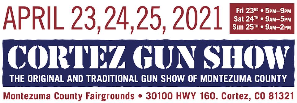 Cortez Gun & Sportsman Show Header